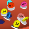ロト6のいろいろな確率を算出してみました!!