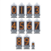 ナンバーズ4で九九のような抽選数字8864(8×8=64のはっぱろくじゅうし)が出現しました😄「88」始まり数字を調べてみました!!